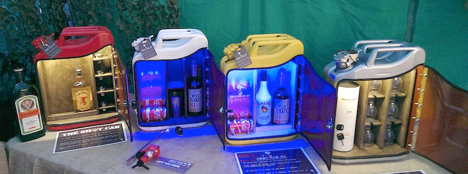 Army Bar Me | We convert military 20 ltr jerry cans into ...